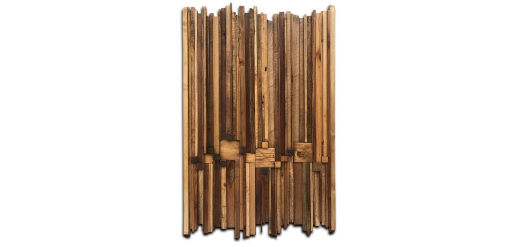 tableau chutes de bois
